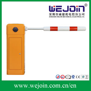 Secure Access Control Barrier Gate with Orange Housing 110V/220V pictures & photos