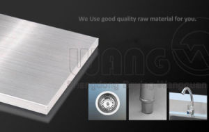 High Grade Stainless Steel Kitchen Shelf pictures & photos