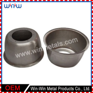 Deep Drawn Parts Stainless Steel Cover (WW-DD021) pictures & photos