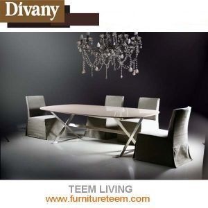 MDF Top Home Furniture Dining Table pictures & photos