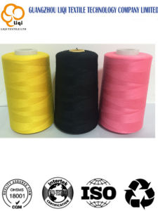 100% Polyester Core-Spun Polyester Textile Sewing Thread 20s/2 pictures & photos