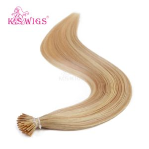 Top Virgin Remy Hair Keratin I Tip Hair Extension pictures & photos