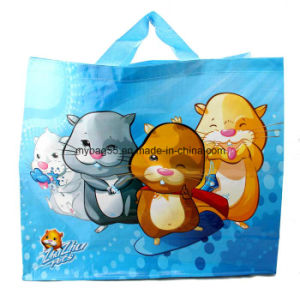 Customized Reusable PP Gift Promotion Bag pictures & photos