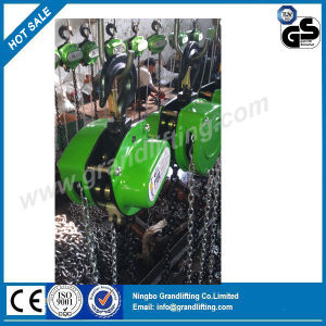 Lifting Hand Chain Hoist Ce 5000kg pictures & photos