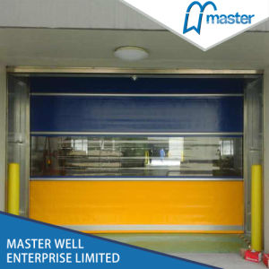 Automatic High Speed PVC Door Industrial Roll-up Door pictures & photos