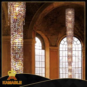 Auditorium Luxury Crystal Chandelier Lighting (KA06087) pictures & photos