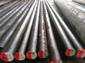 Turned 4140, Alloy Steel Bar, Forged Round Bar pictures & photos