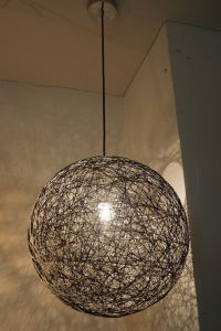 Modern Decorative Rope Ball Hanging Light (KA8092-1D) pictures & photos