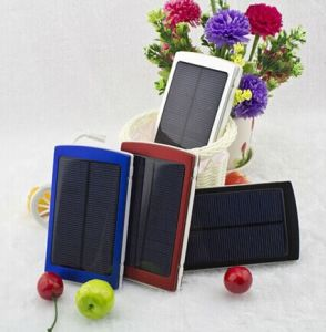 Best Price Solar 10, 000mAh 20, 000mAh Power Bank