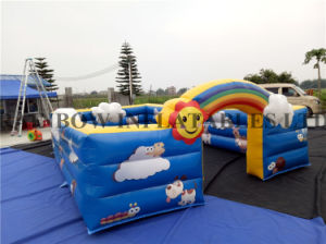 New Design inflatable Fence for Sport Game or Children Park pictures & photos