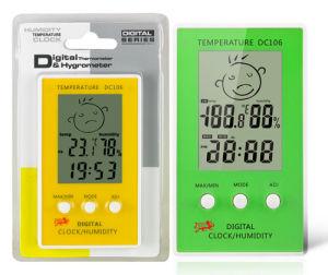 Room Thermometer Humidity Measurement -50c~+70c (-58F+158 F)