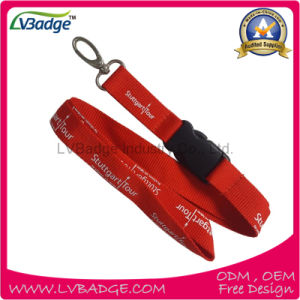 Custom High Quality Polyester Cheap Lanyard pictures & photos