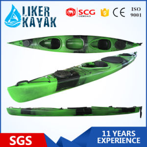 PE Hull Material Kayak Double High Quality pictures & photos