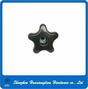Nylon Plastic Round Star Type Hand Knob with Lobes pictures & photos