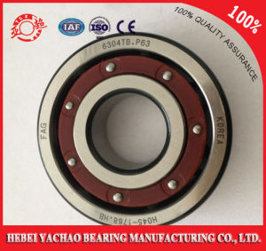 High Quality Deep Groove Ball Bearing 6304 Tb. P63 pictures & photos