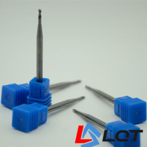 HRC 55 Degree Carbide Ball Nose End Mills pictures & photos