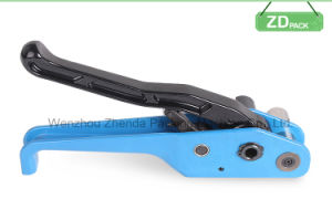 Heavy Duty Woven Cord/ Composit/ Fiber Cord Strapping Tool 1-1/4′′ (JPQ32) pictures & photos