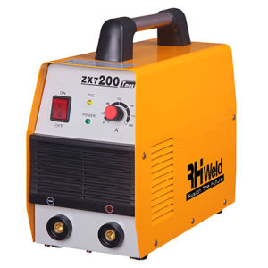 DC MMA Inverter Welding Machine (ARC200T) pictures & photos