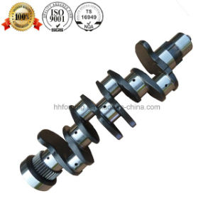 Crankshaft for Isuzu Engine 12PC1, 12pd1, 12PE1 pictures & photos