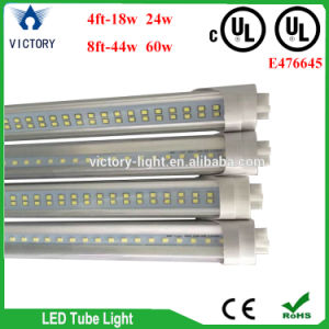 Factory Price 44W 60W Doule Row cUL UL Approve 8FT LED Tube Light Fixture pictures & photos