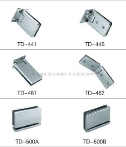 Stainless Steel Shower Hinge for Shower Room Td-461 pictures & photos