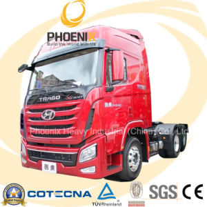 440HP 6X4 Sichuan Hyundai Xcient Prime Mover pictures & photos