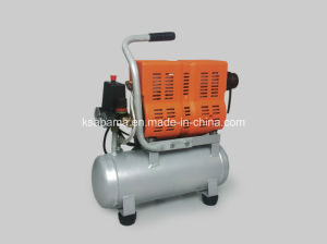 Tat-2010 Hand Carry Oil Free Silent Air Compressor 0.75 HP pictures & photos