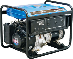 Lobby Gasoline Generator with Fuel Tank Protect pictures & photos