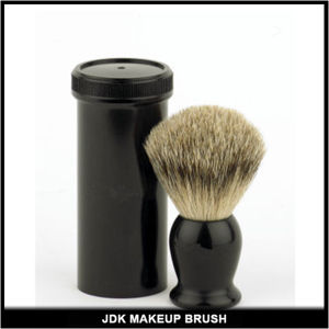 Finest Handle Shaving Accessories Acrylic Handle Shaving Brush with Case