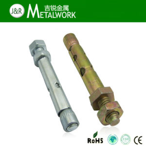 3PCS or 4PCS Galvanized Fix Bolt pictures & photos