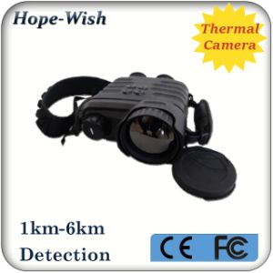 4km Long Range Recognition Thermal Imaging Binoculars with USB Output pictures & photos