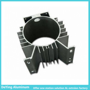 Industrial Aluminum Heatsink Profiles with Precision Tolerance pictures & photos