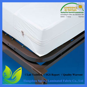 Waterproof Sleep Defense System Mattress Encasement for Bed Bugs pictures & photos