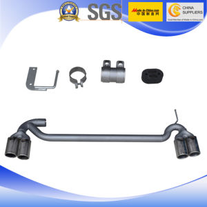 High Quality  2015-up Exhaust Pipe (Round) pictures & photos