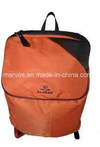 Fashion Ladies′ Nylon Backpack (BS13605) pictures & photos