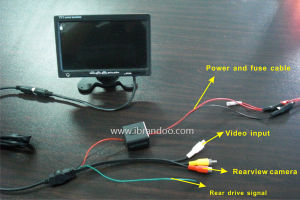 7 Inch Car LCD Monitor for Taxi and Bus Used pictures & photos