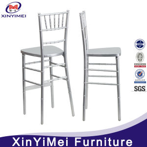 Event Party Furniture, Bar Stool High Chair, Aluminum Bar Chiavari Chair pictures & photos