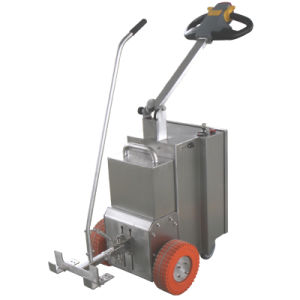 Stainless Steel Electric Tug 2500kg pictures & photos