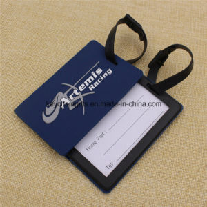 High Quantity Custom 2D Travel Tag Travel Luggage Tag pictures & photos