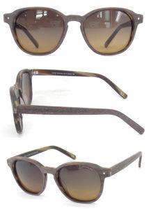 2015 Latest Fashion Acetate Sunglasses, 2015 Round Shape Eyewear, Lasering Sunglasses Acetate pictures & photos