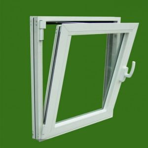 PVC Tile&Turn Window and Door Manufacturer pictures & photos