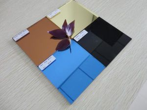 Coated/Colored/Tinted/Reflective Glass Mirror (JINBO) pictures & photos
