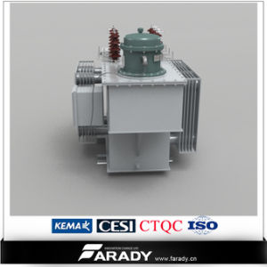 Oil Immersed Pole Mounted 3 Phase Automatic Voltage Regulator pictures & photos