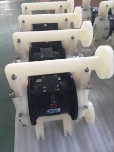 Pneumatic Diaphragm Pump (plastic) pictures & photos