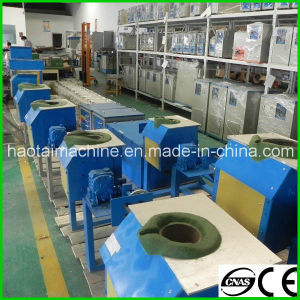 Small Portable Steel, Cast Iron Induction Melting Furnace pictures & photos