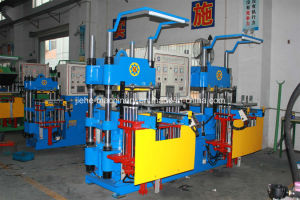 400t Rubber Silicone Forming Machine/Compression Molding Machine pictures & photos