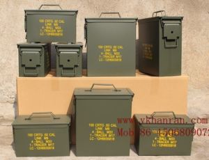 PA60 Ammo Can /Ammo Box /Mil Spec Ammo Box pictures & photos