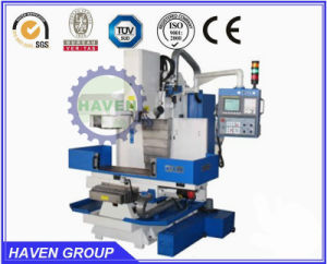 Bed Type Universal Milling Machine X715 pictures & photos