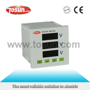 Ted2-72 3p Digital Meter Voltmeter pictures & photos