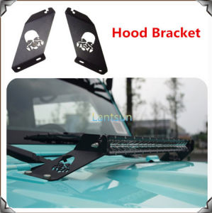 Auto Parts Car Accessories Jeep LED Light Bar Roof Bracket pictures & photos